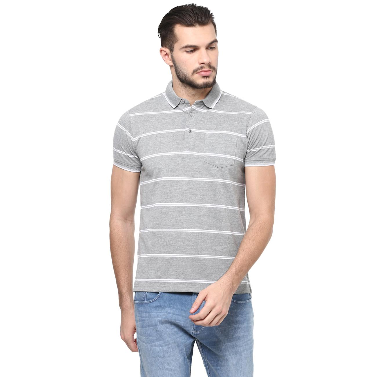 Grey Color TShirts from Red Chief