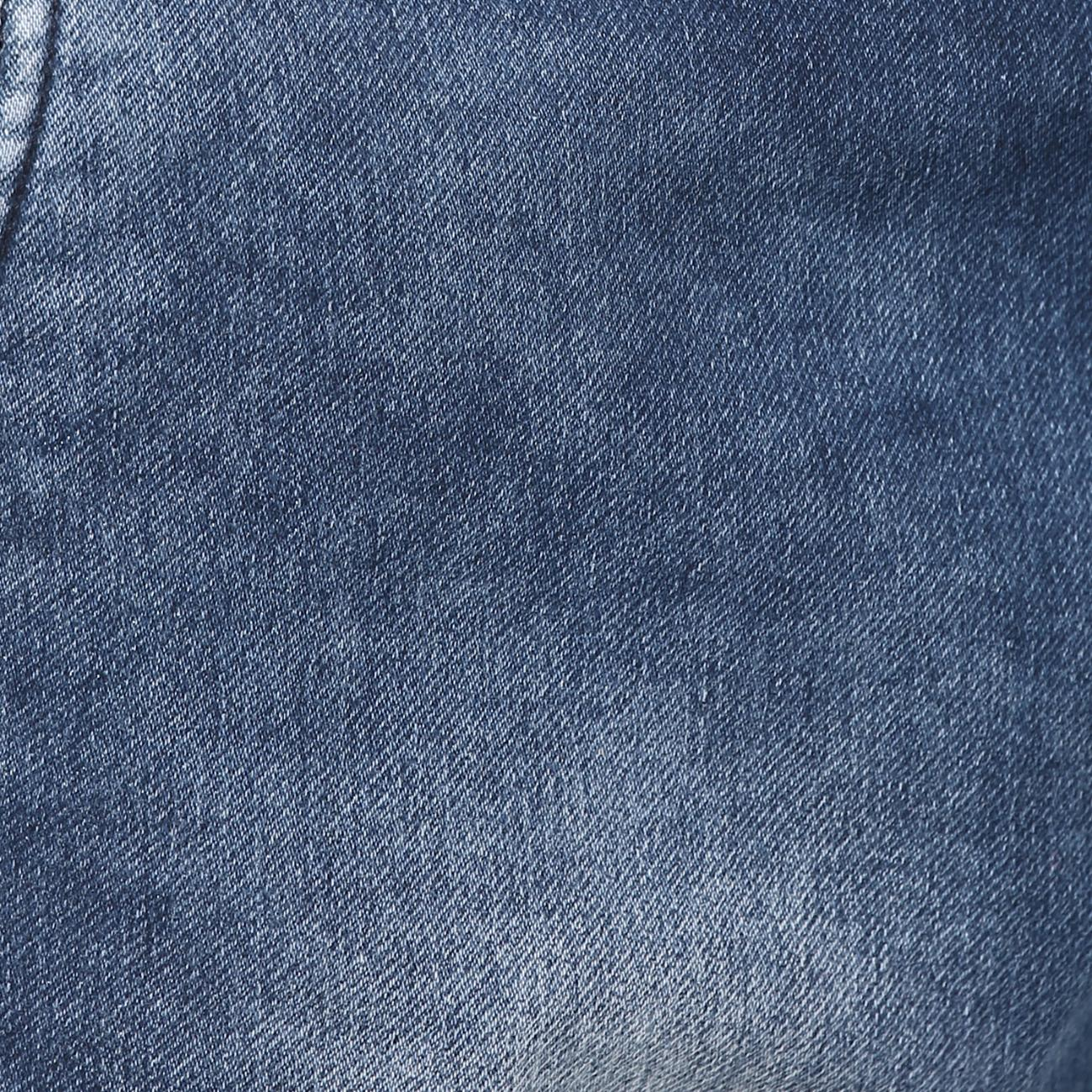 Online Blue Denim Joggers at Red Chief