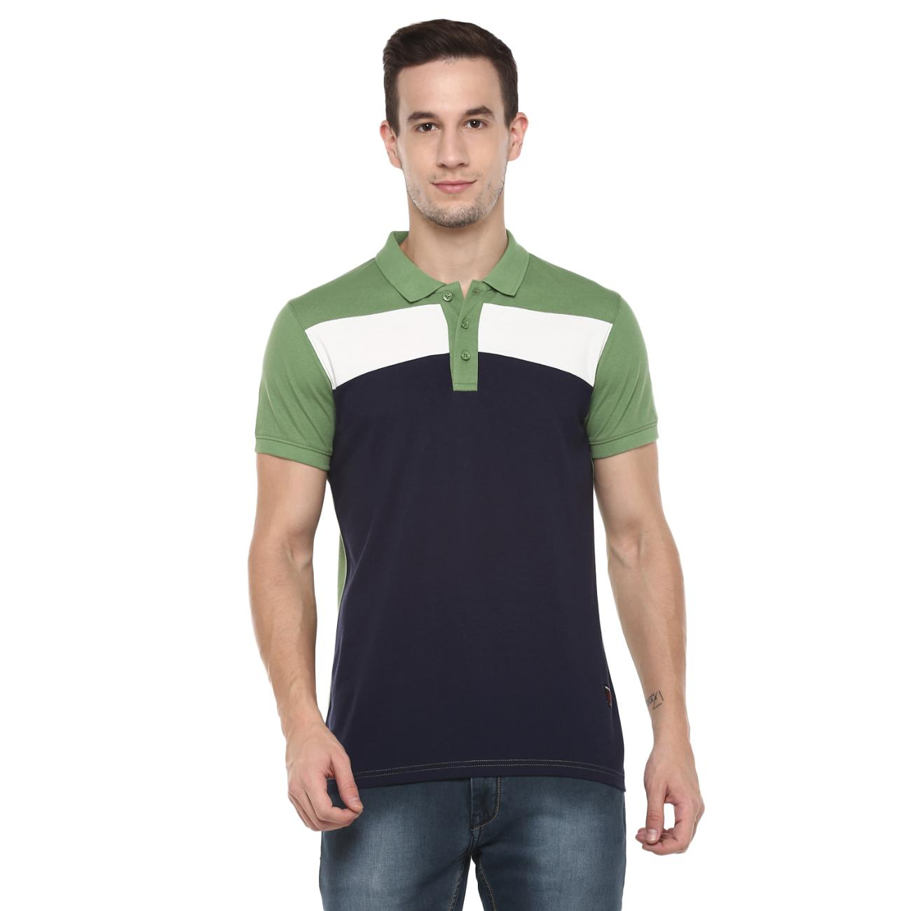 Blue and Green TShirts from Red Chief