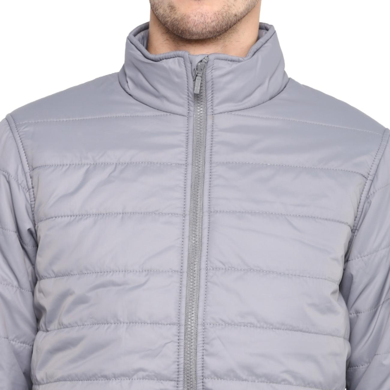 Light Gray Jacket Online for Men