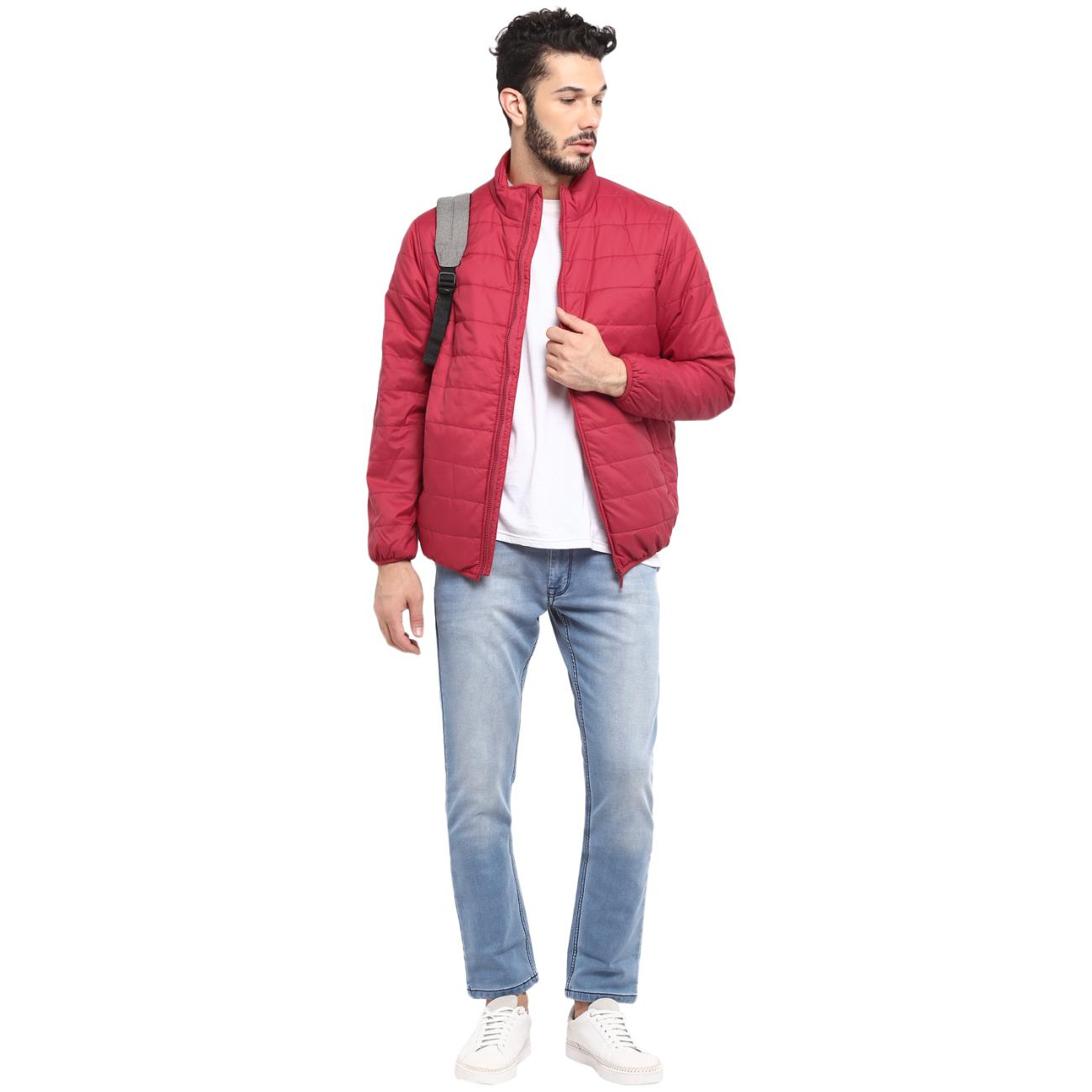 Men's Red Jacket Online at Red Chief