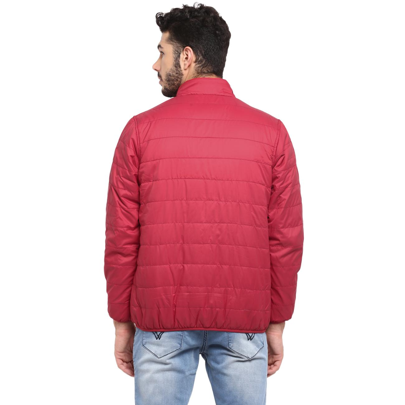Red Chief's Red Jacket For Men