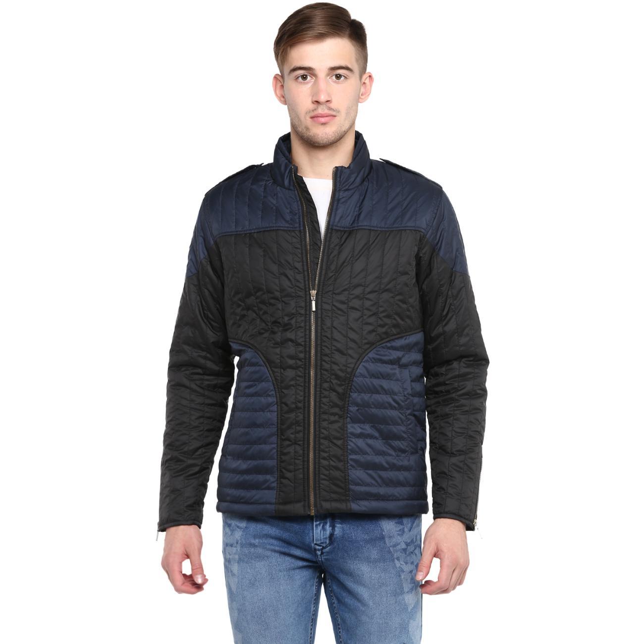 Buy Black Navy Jacket for Men