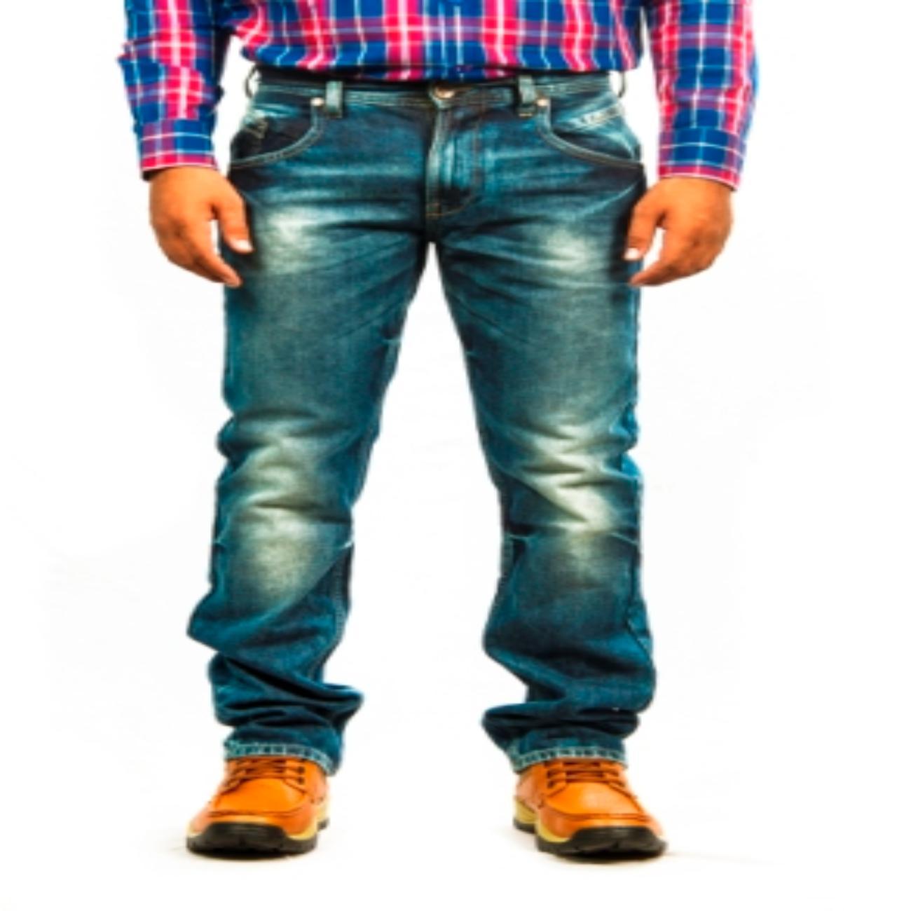 Buy Men's Blue Denims at Red Chief