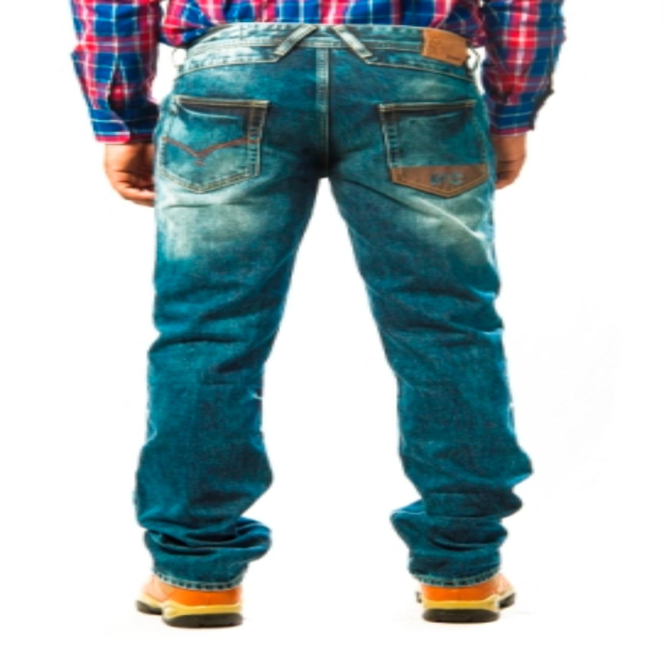 Red Chief's Blue Denims for Men
