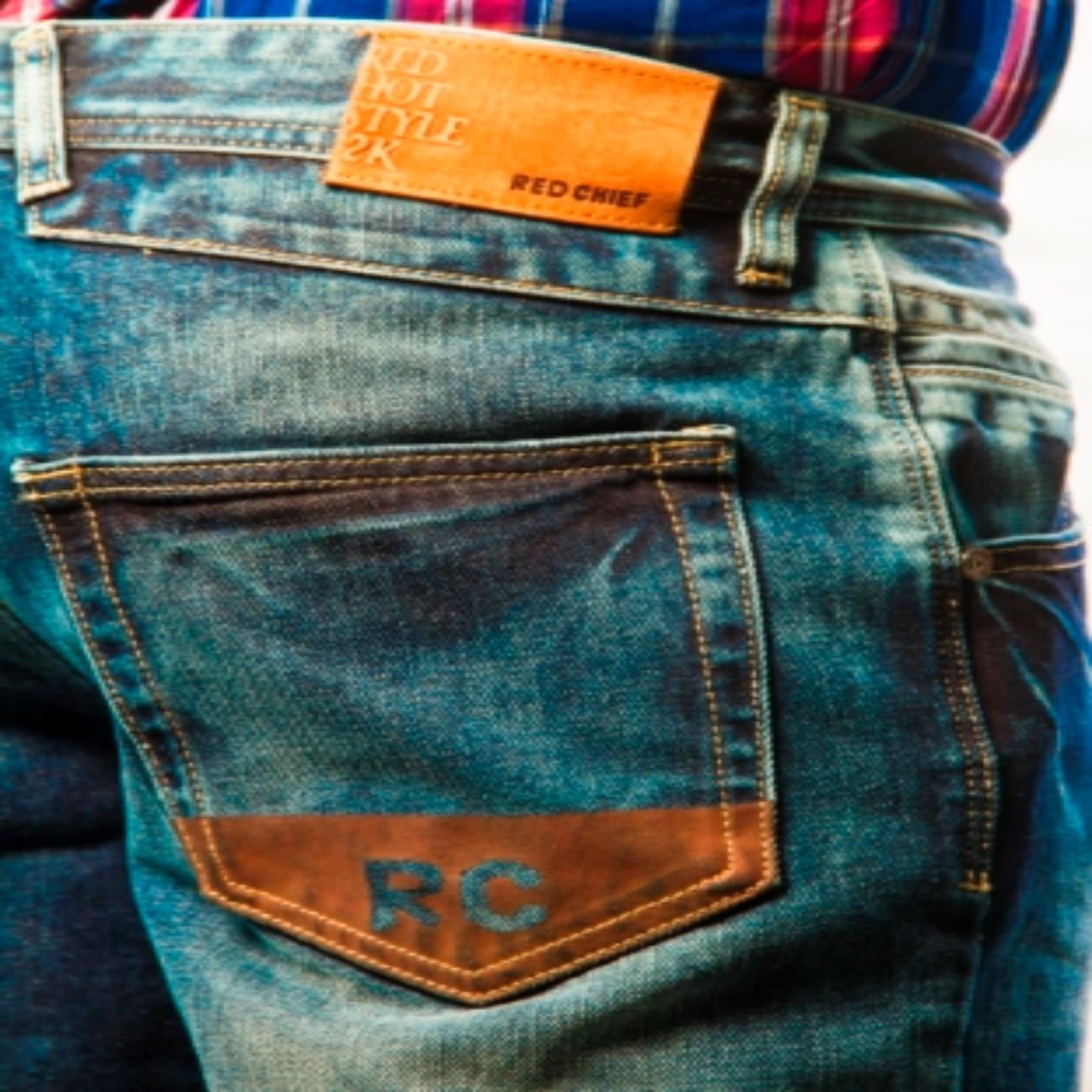 Shop Men's Blue Denims at Red Chief