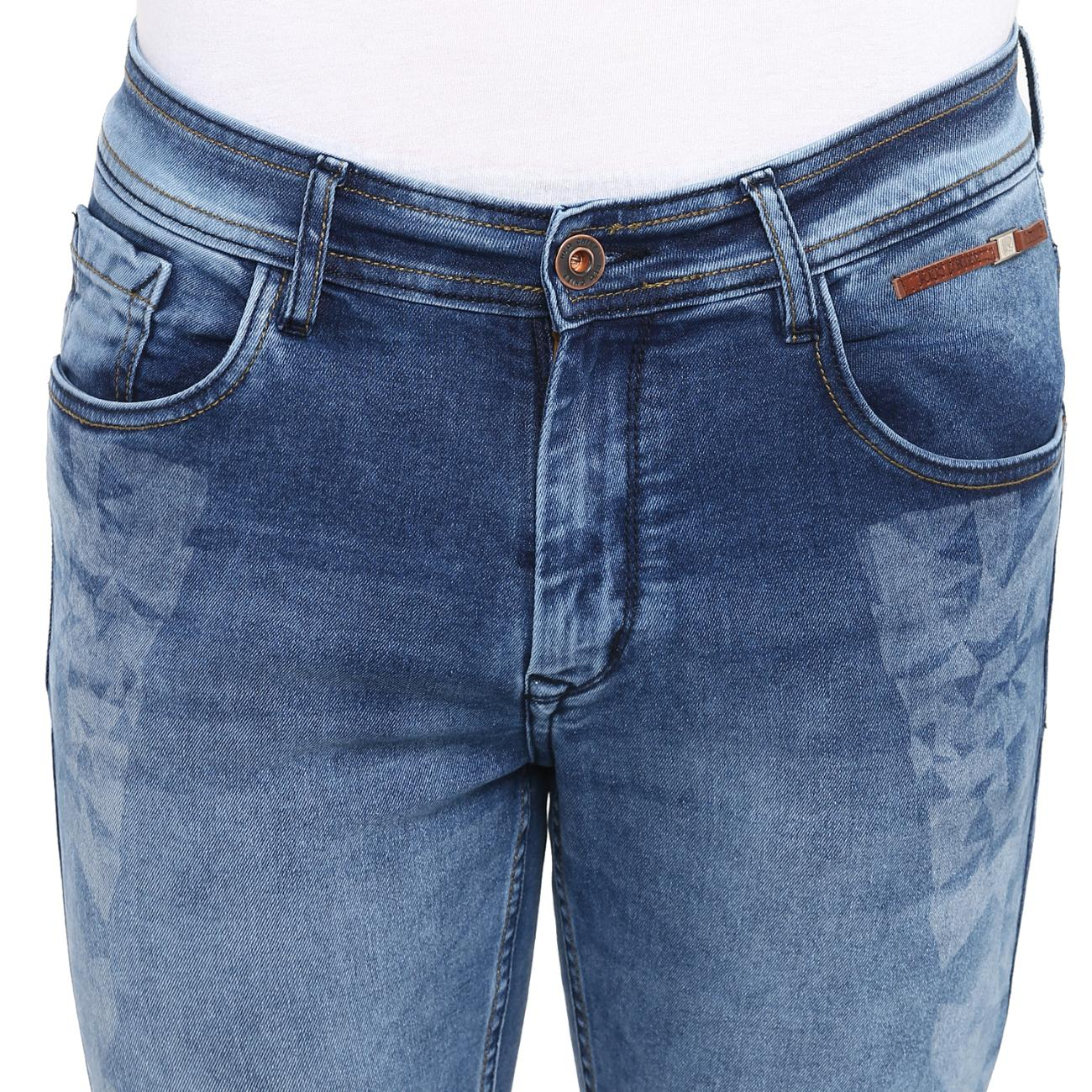 Shop Red Chief Blue Denims for Men