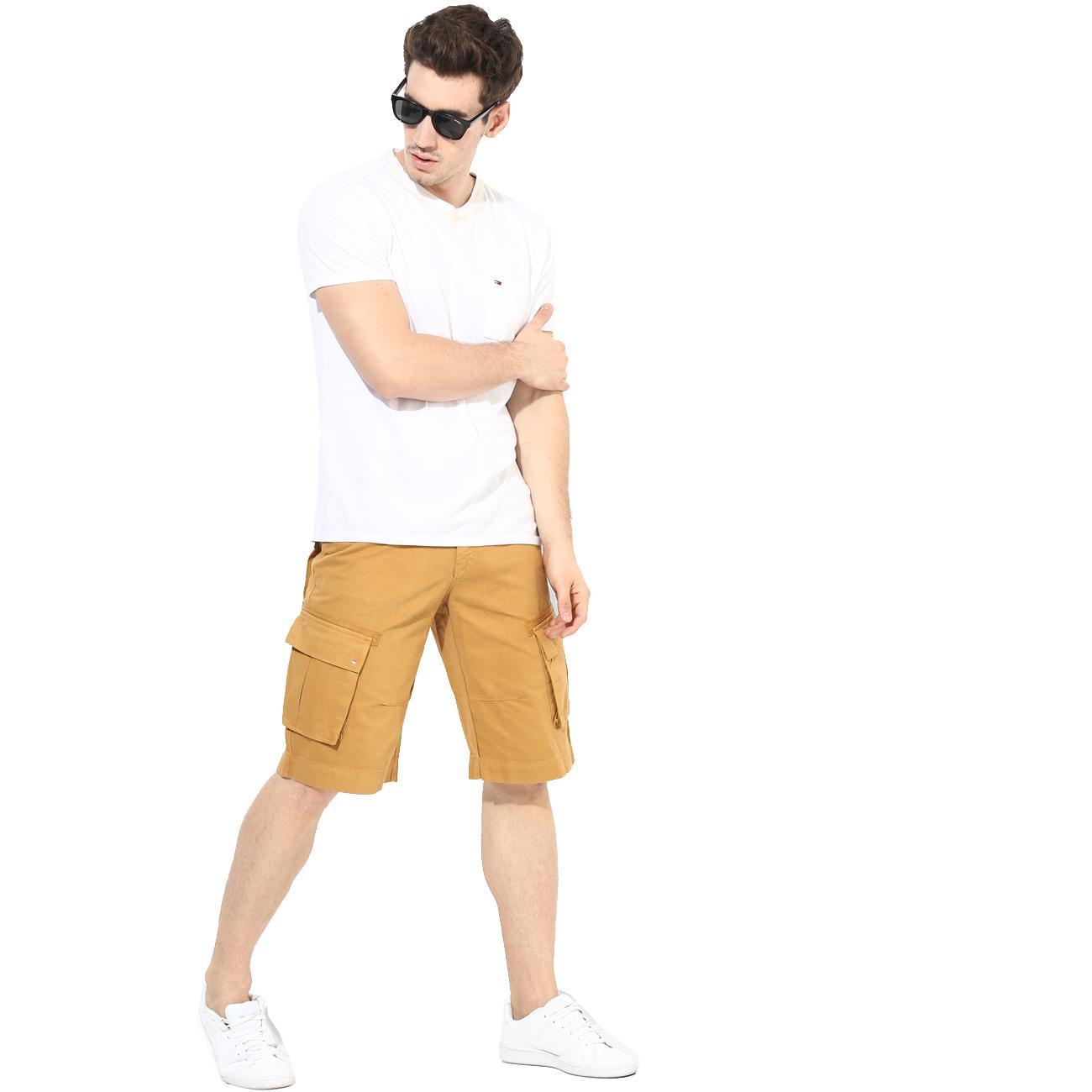 Online Beige Shorts for Men