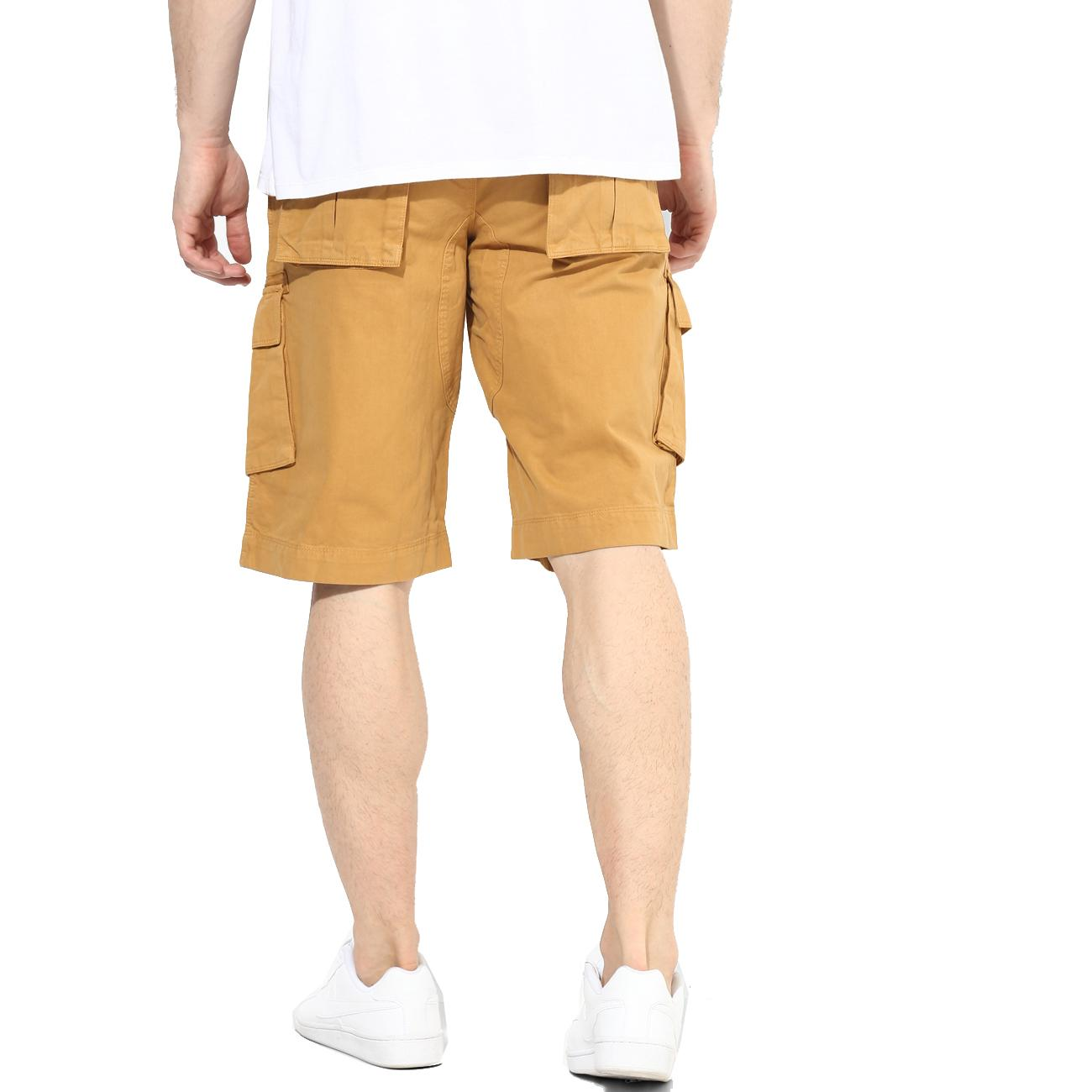 Buy Red Chief Beige Shorts for Men