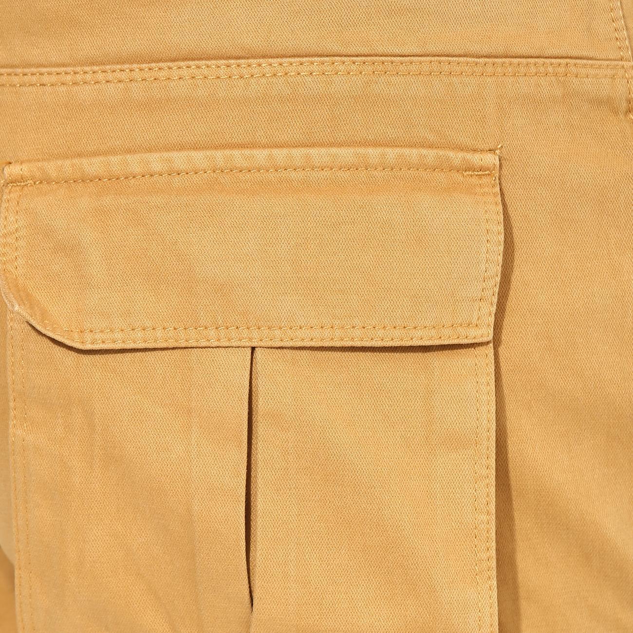 Buy Online Red Chief Beige Shorts