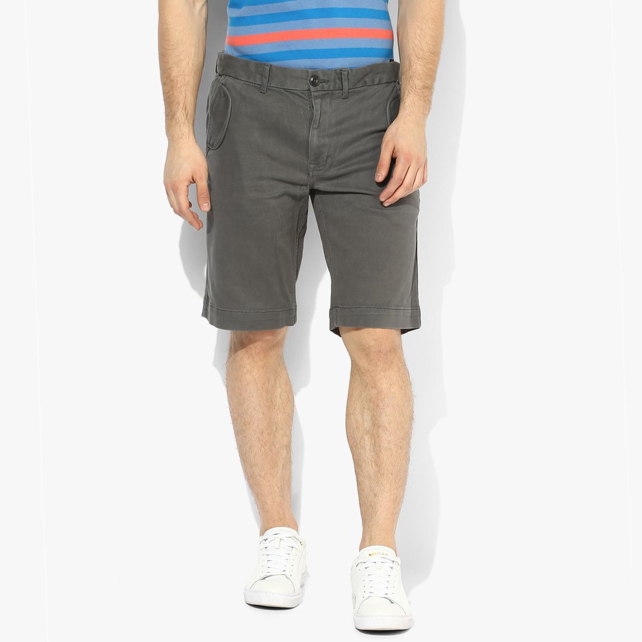 Men's Gray Shorts at Red Chief