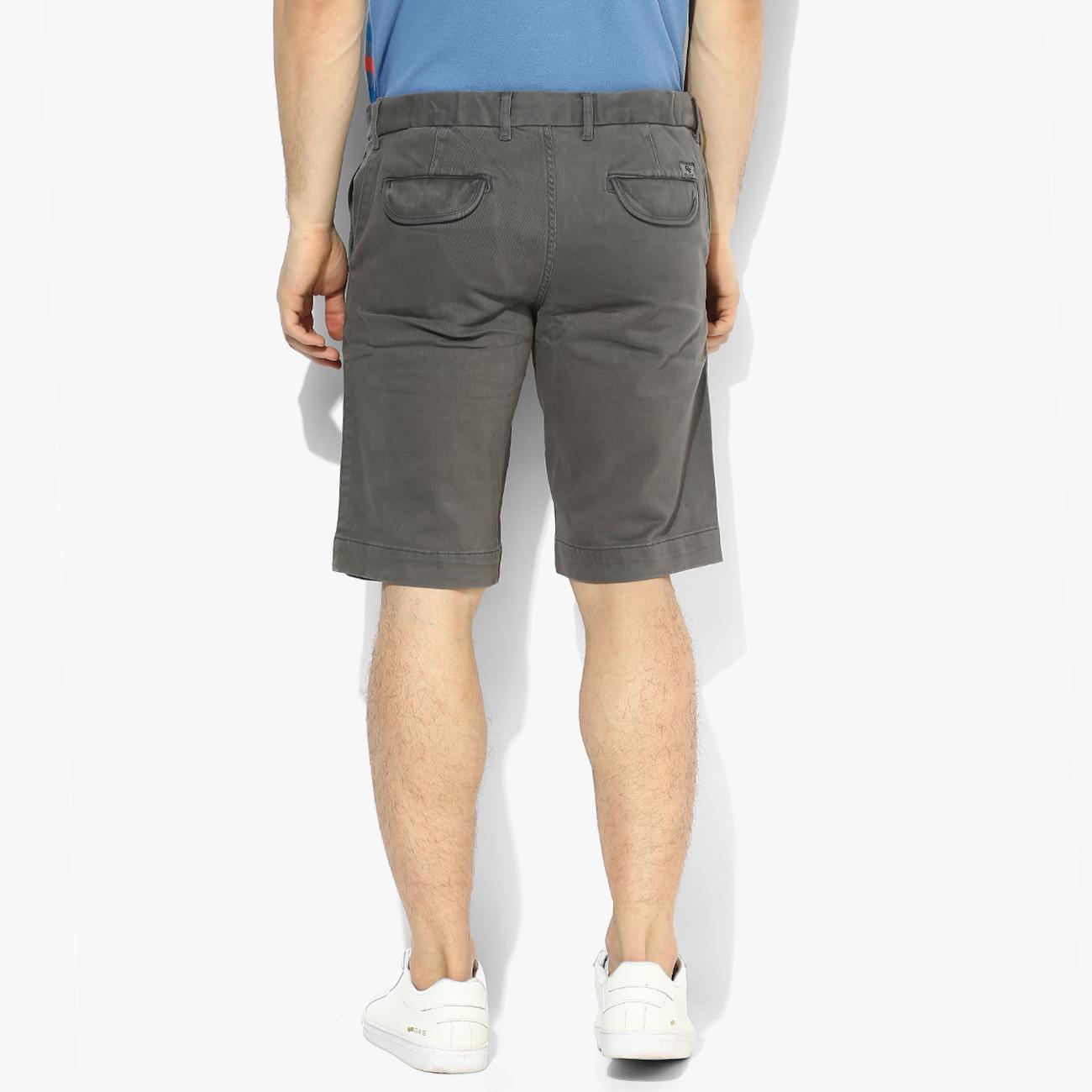 Shop Men's Gray Shorts at Red Chief