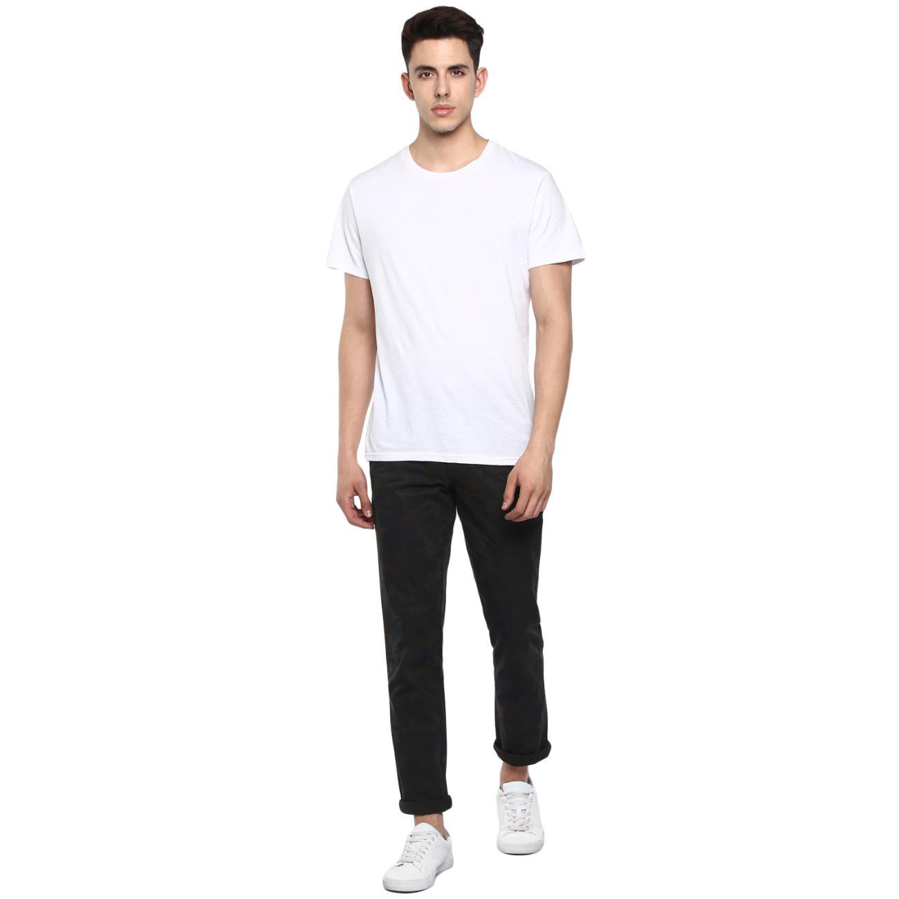 Buy Online Olive/Black Trouser