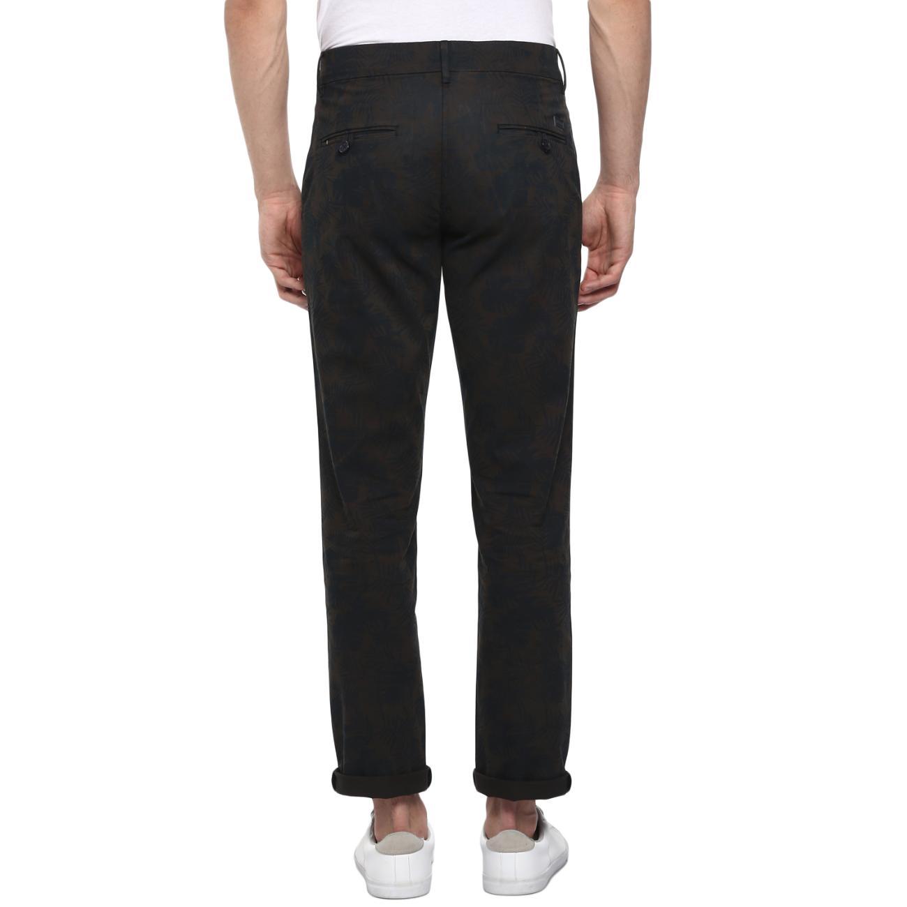 Shop Online Olive/Black Trouser