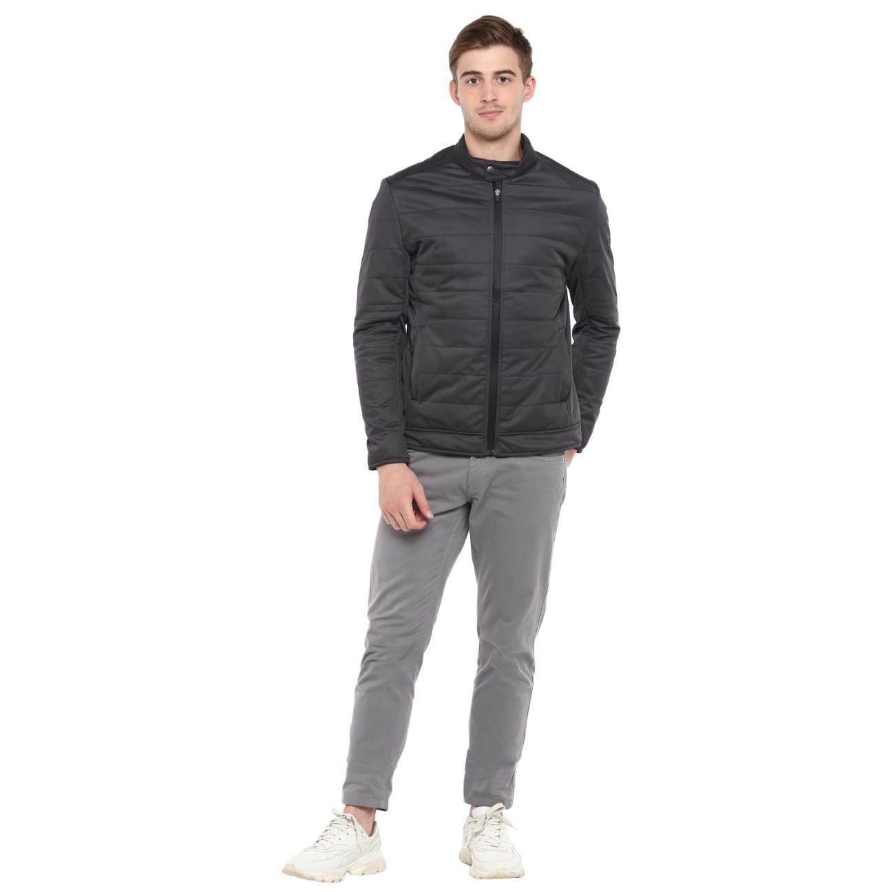 Shop Online Men's Dark Grey Jacket