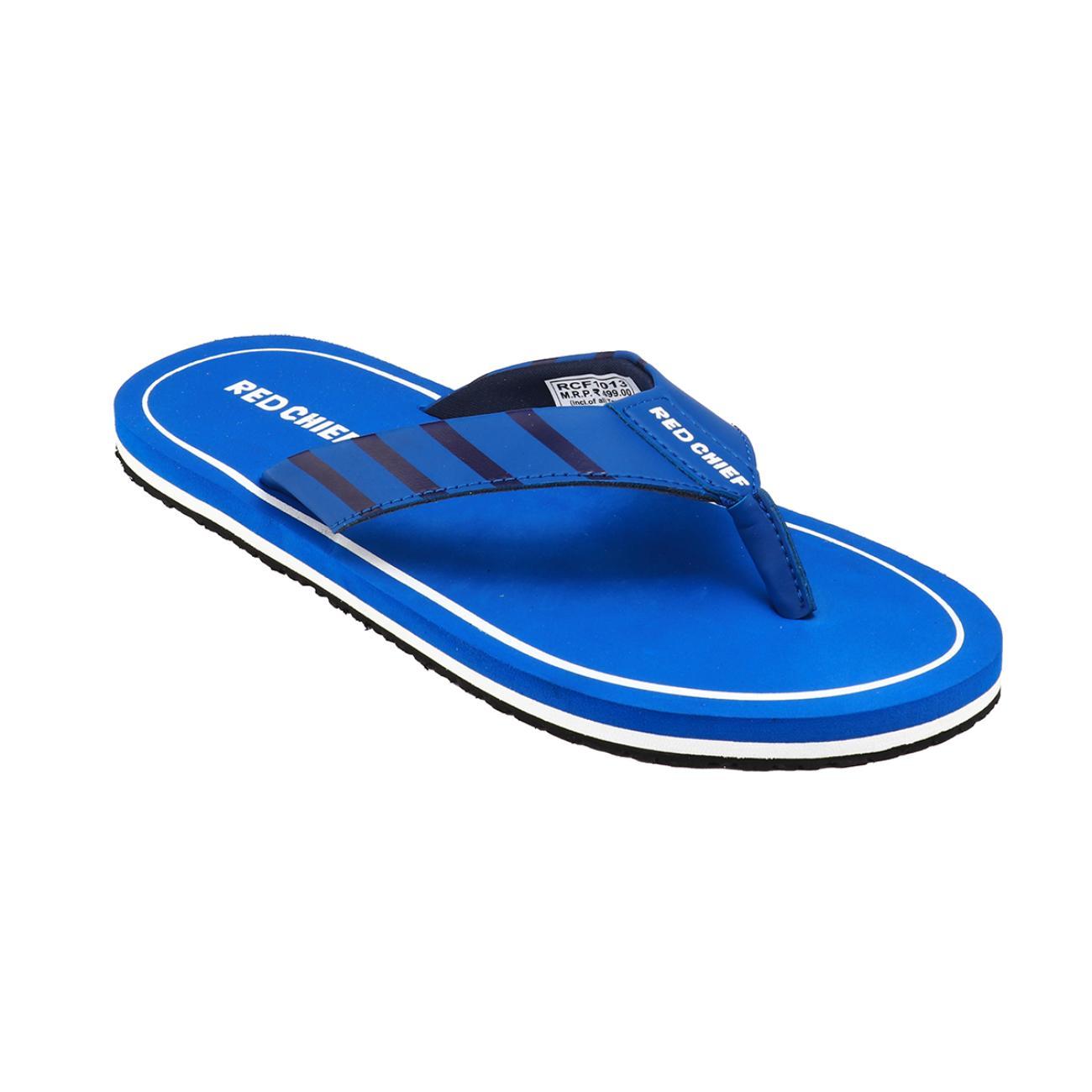 navy blue men's flip flop online