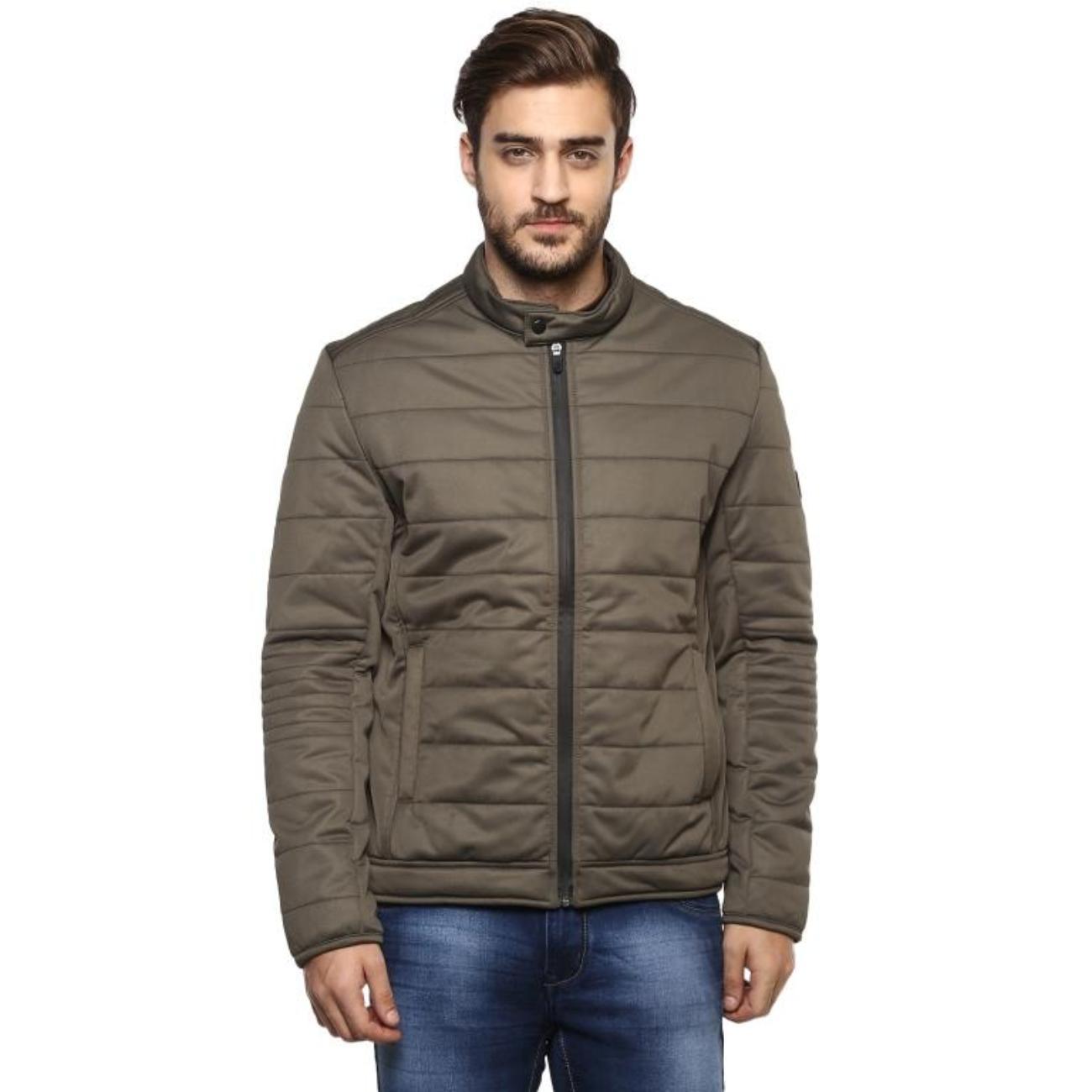Buy Olive Jacket for Men Online