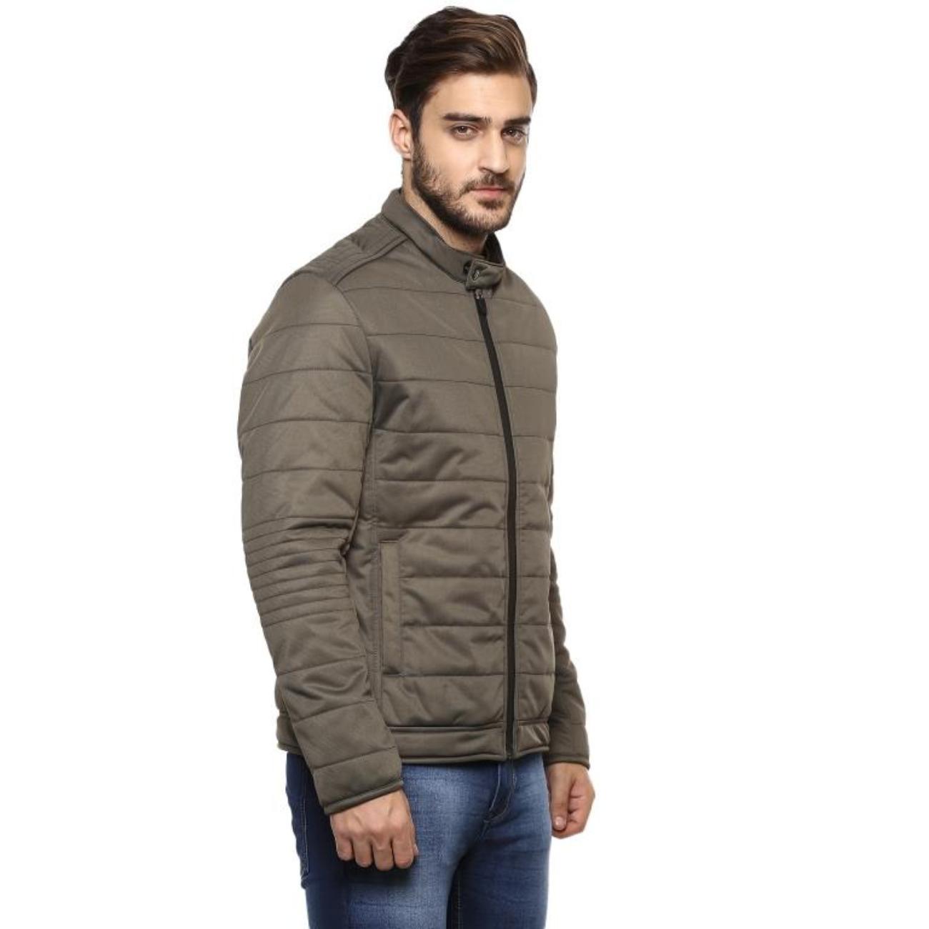 Shop Olive Jacket for Men