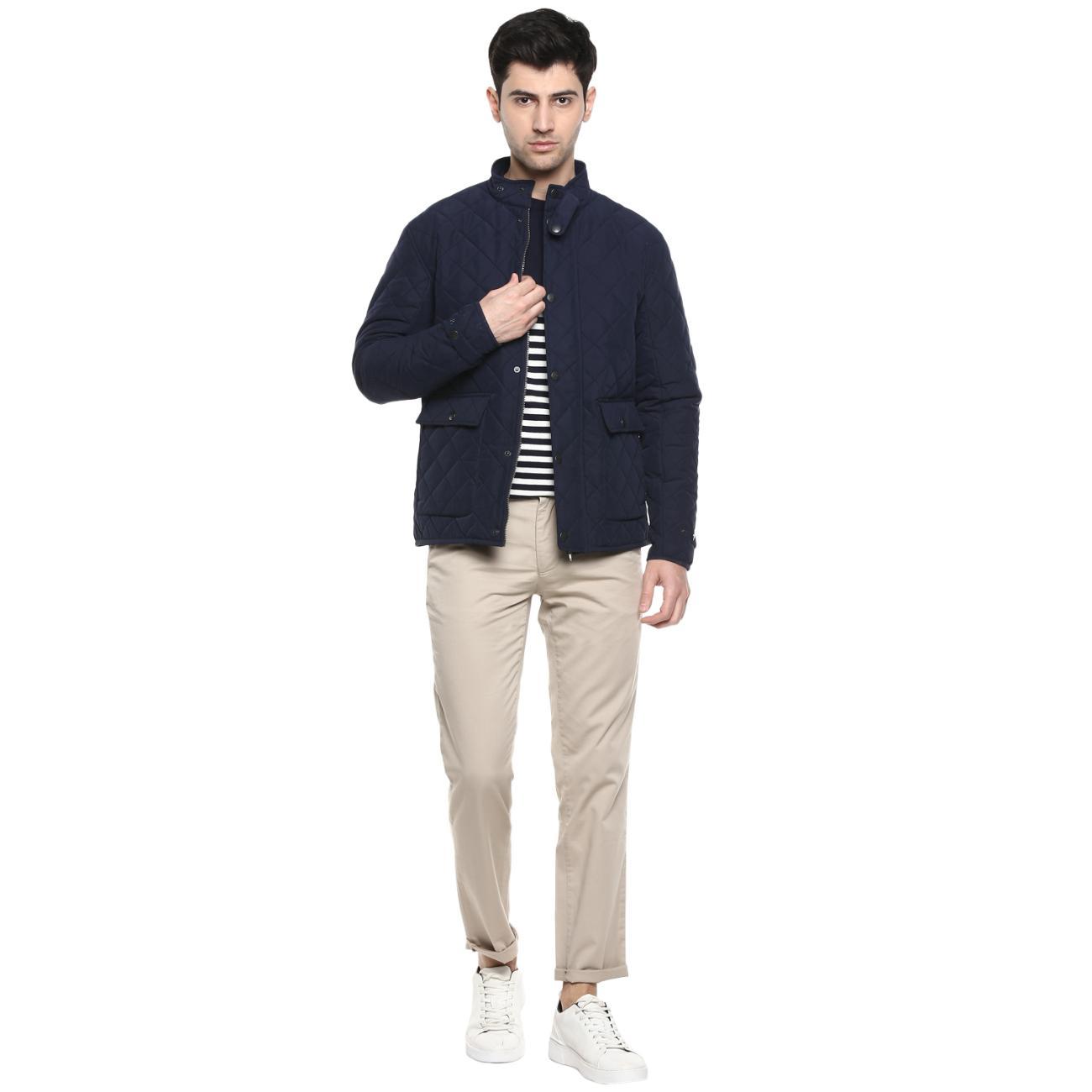 Shop Men's D. Navy Jacket Online