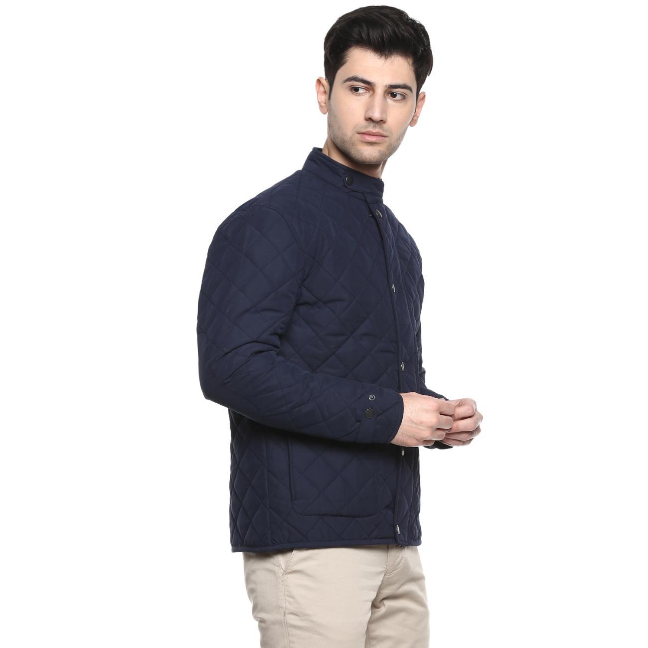 D. Navy Jacket for Men Online