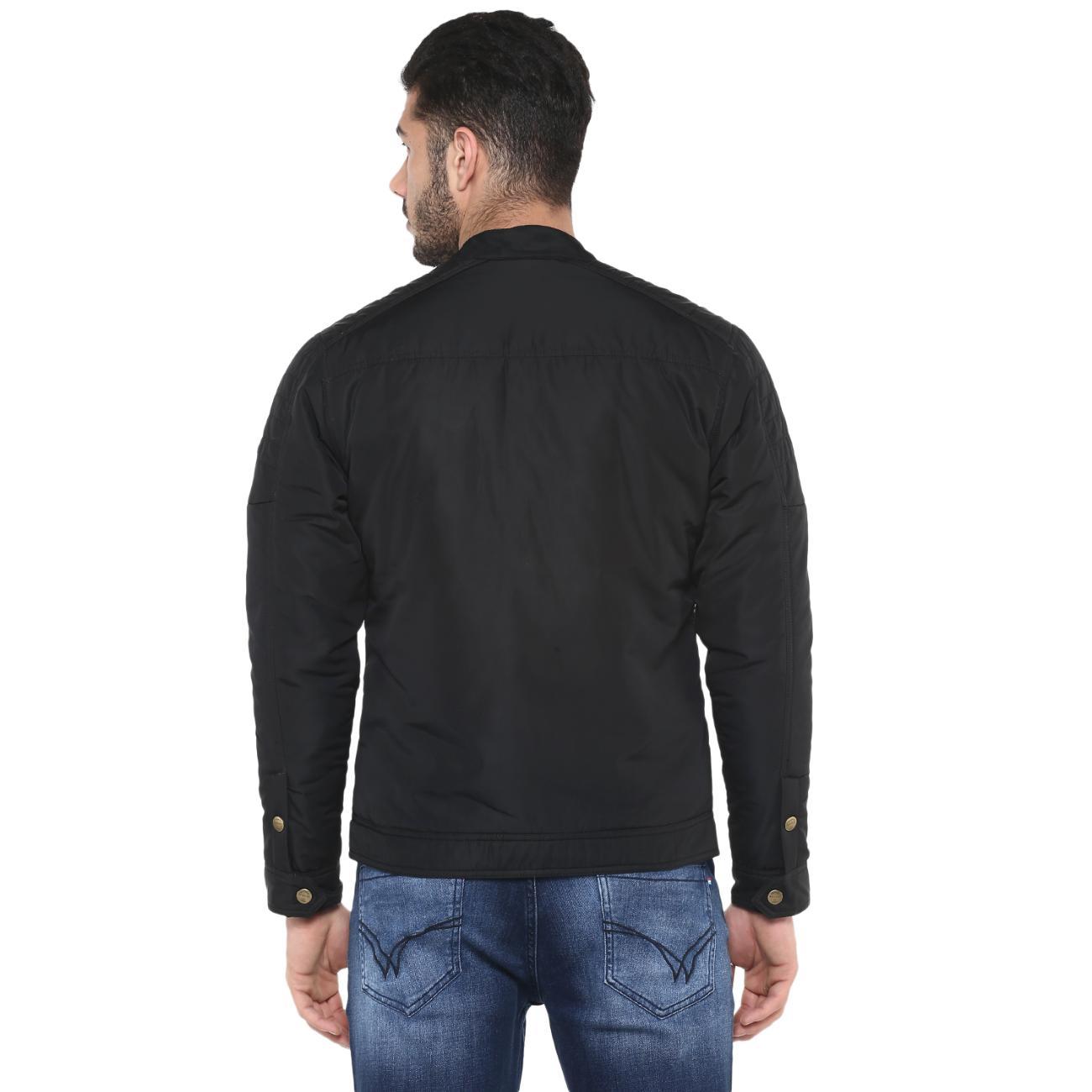 Shop Black Jacket for Men Online