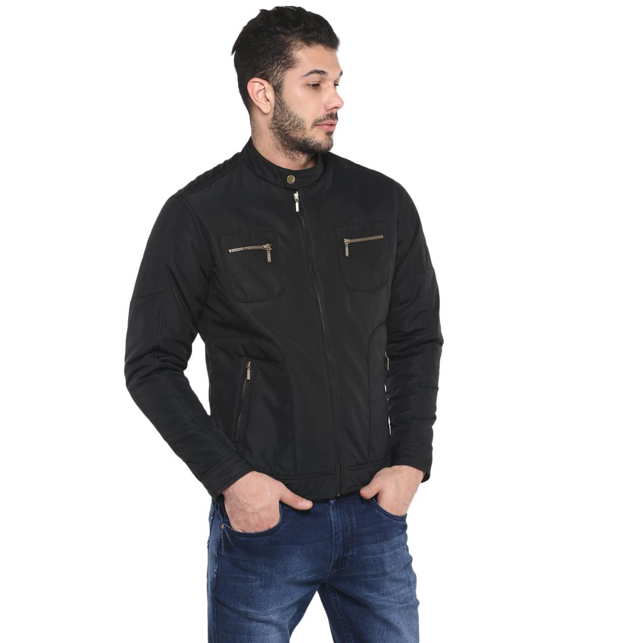 Buy Black Jacket for Men Online