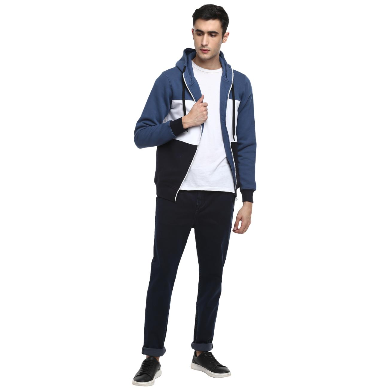 Red Chief's Blue Narrow Jeans For Men