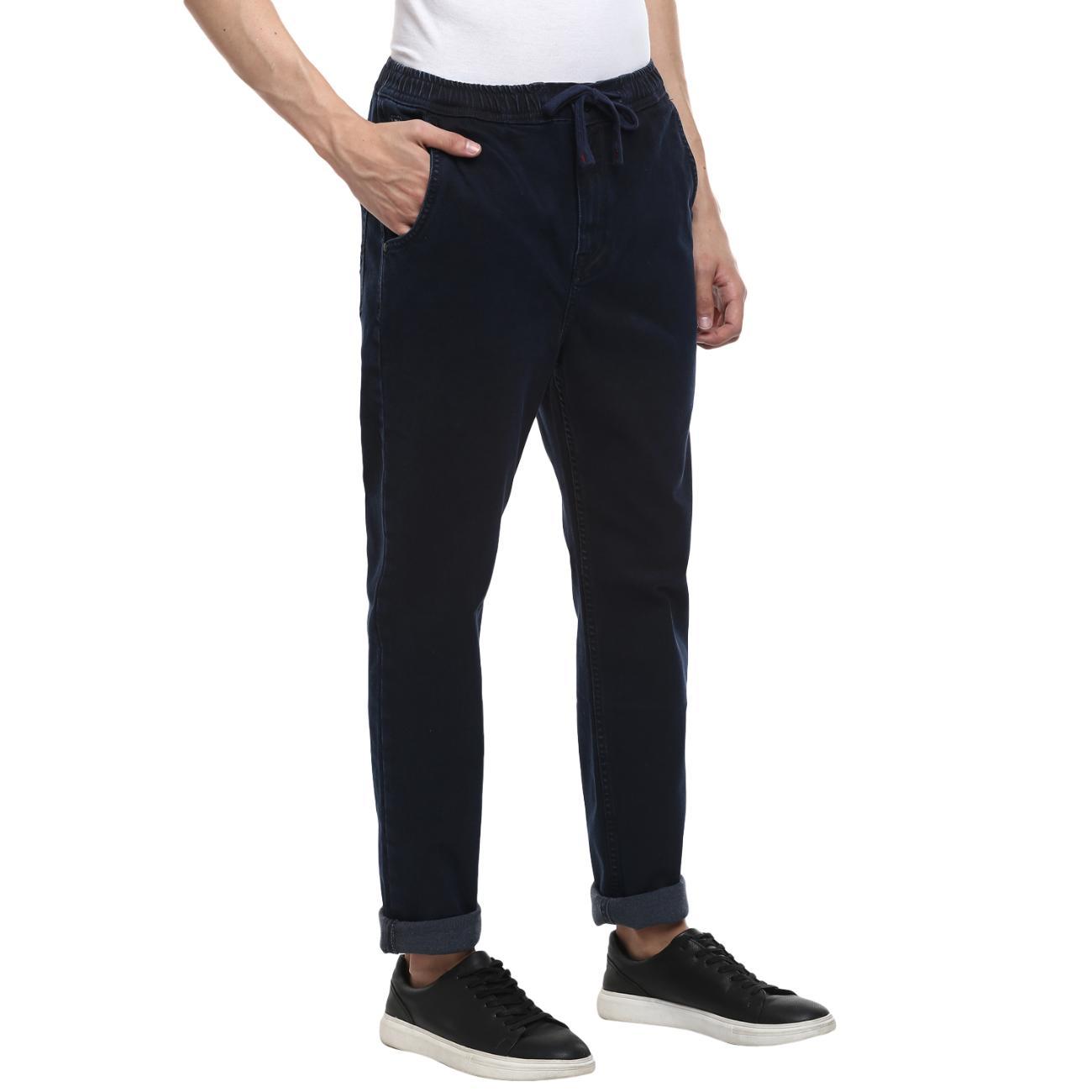 Buy Men's Online Blue Narrow Jeans