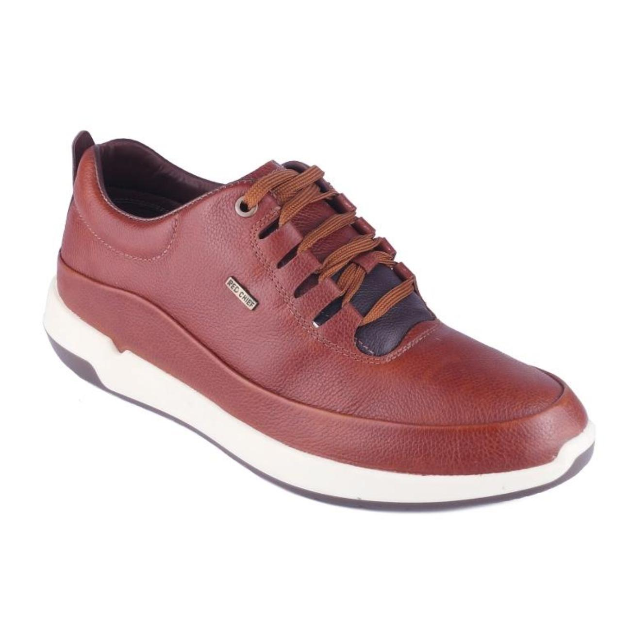 brown casual shoes online