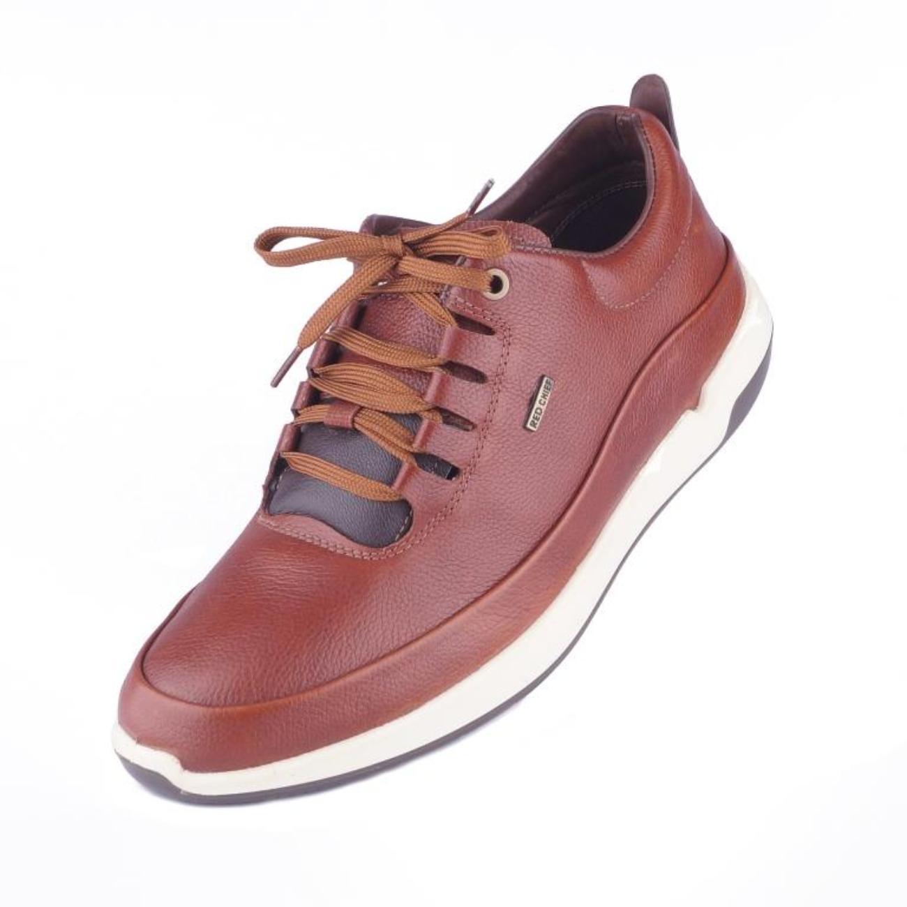 brown original casual shoes