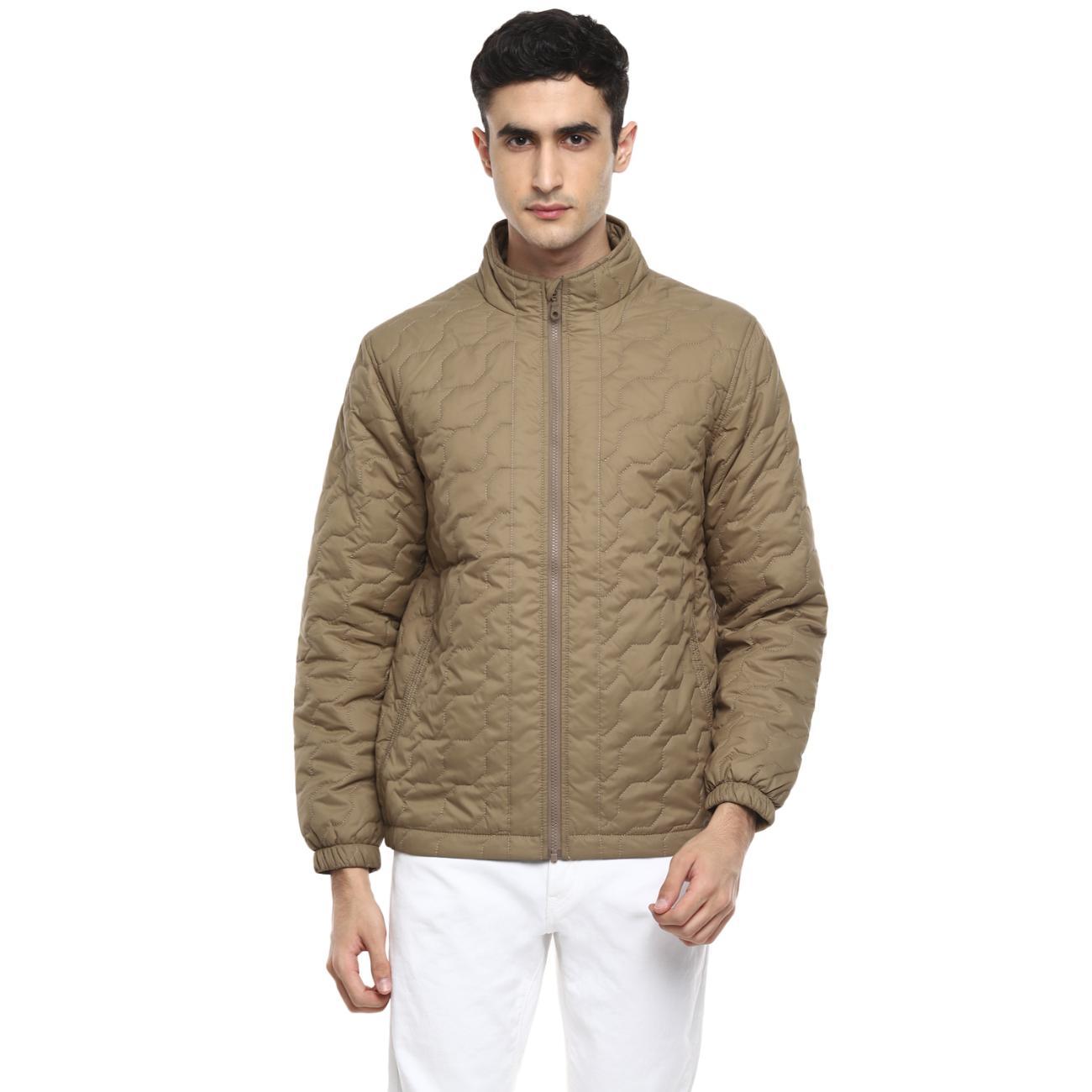 Buy Beige Jacket For Men