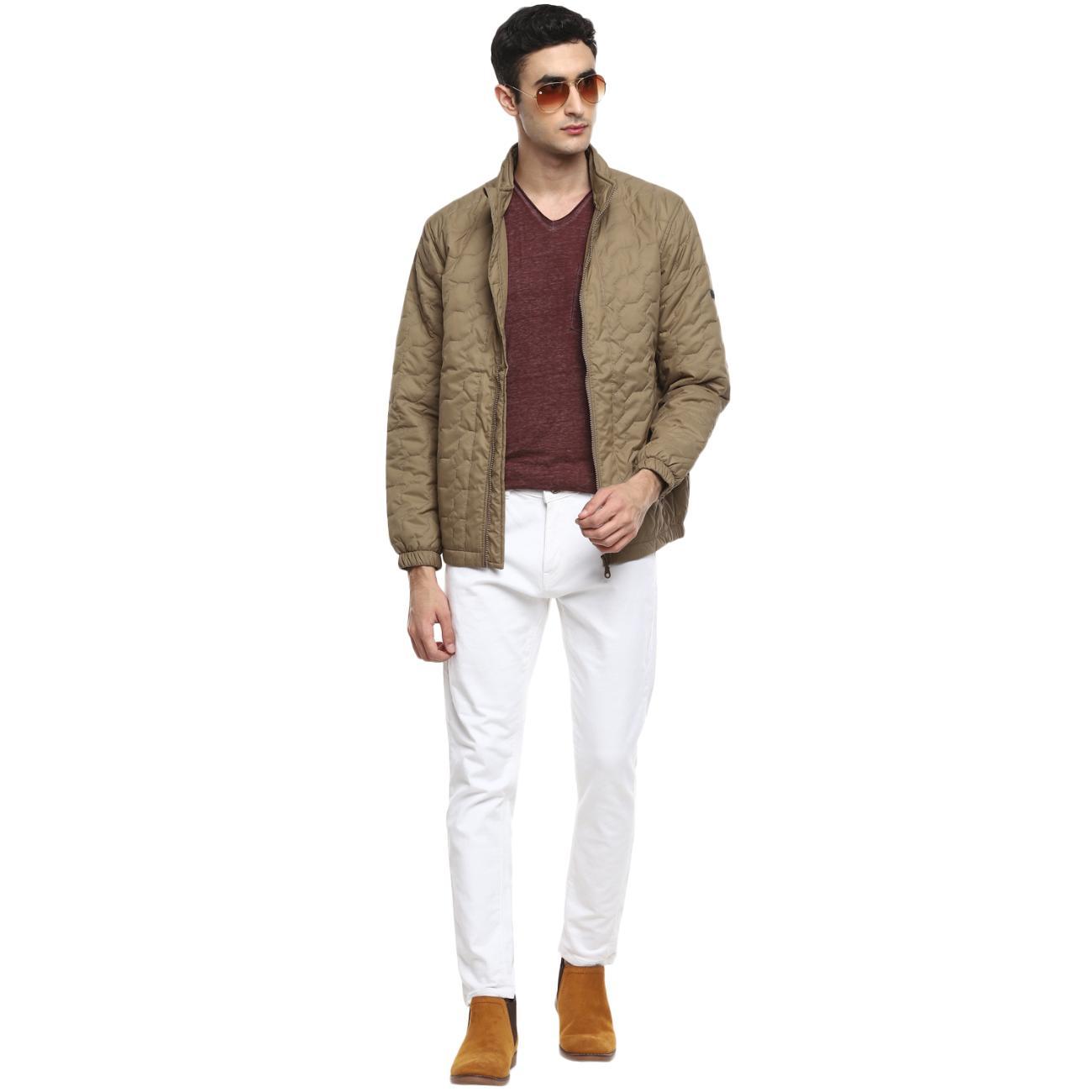 Shop Men's Beige Jacket