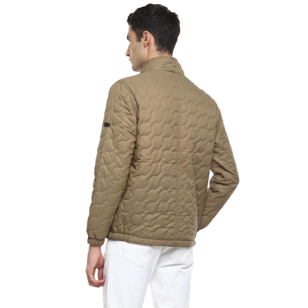 Buy Beige Jacket For Men Online