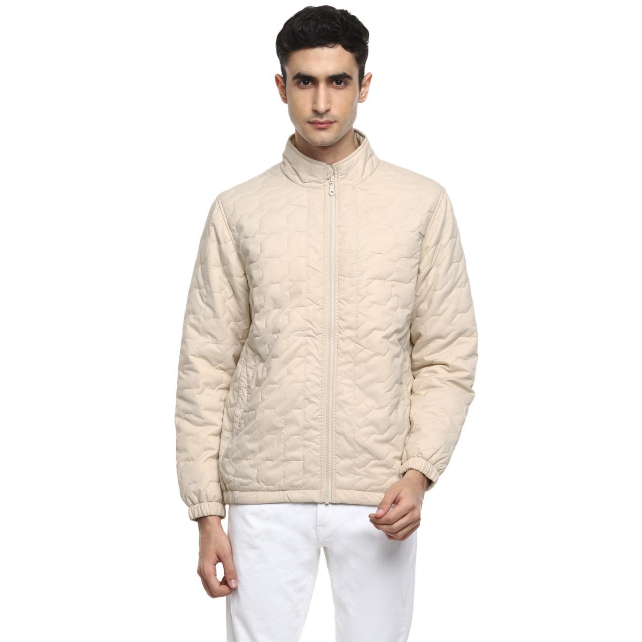 Buy Cream Jacket For Men