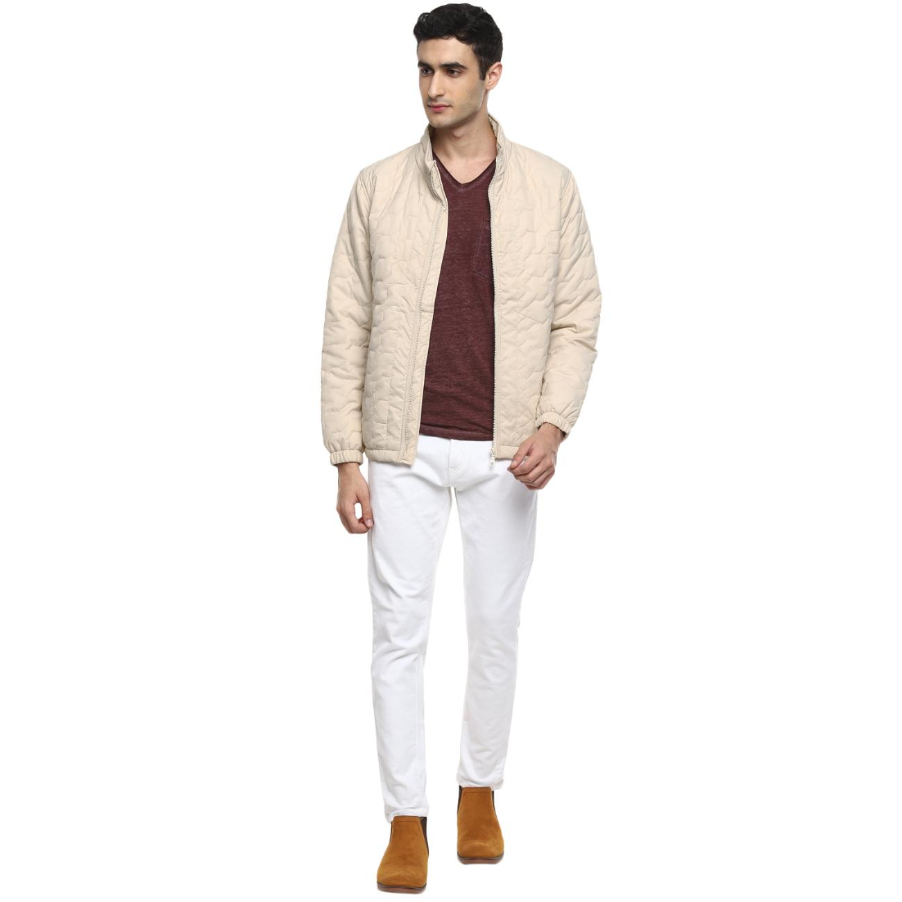 Shop Cream Jacket For Men