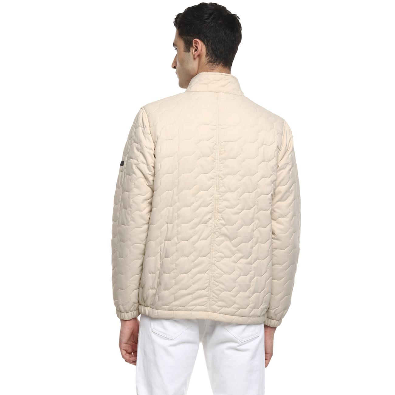 Red Chief's Cream Jacket For Men