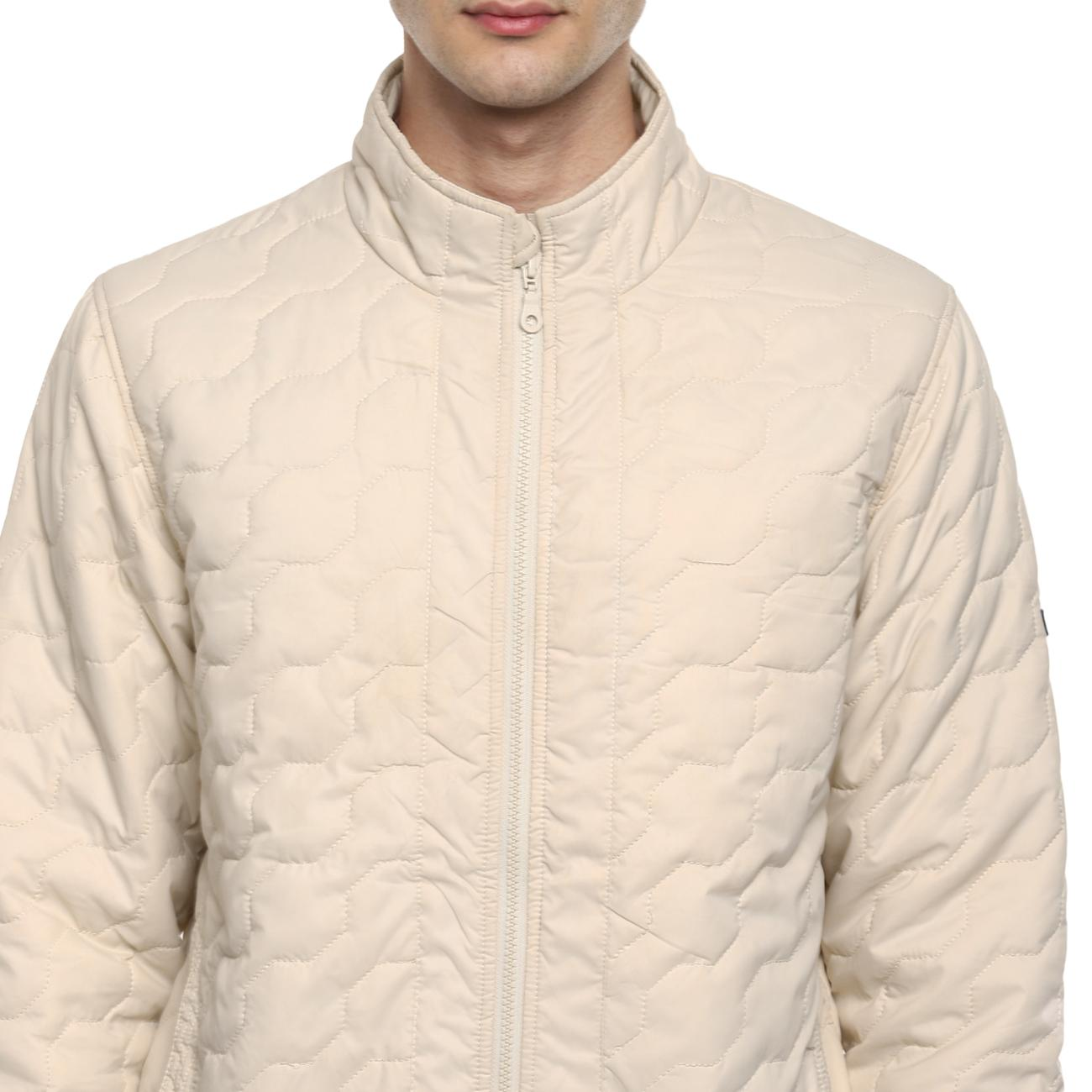 Shop Cream Jacket at Red Chief