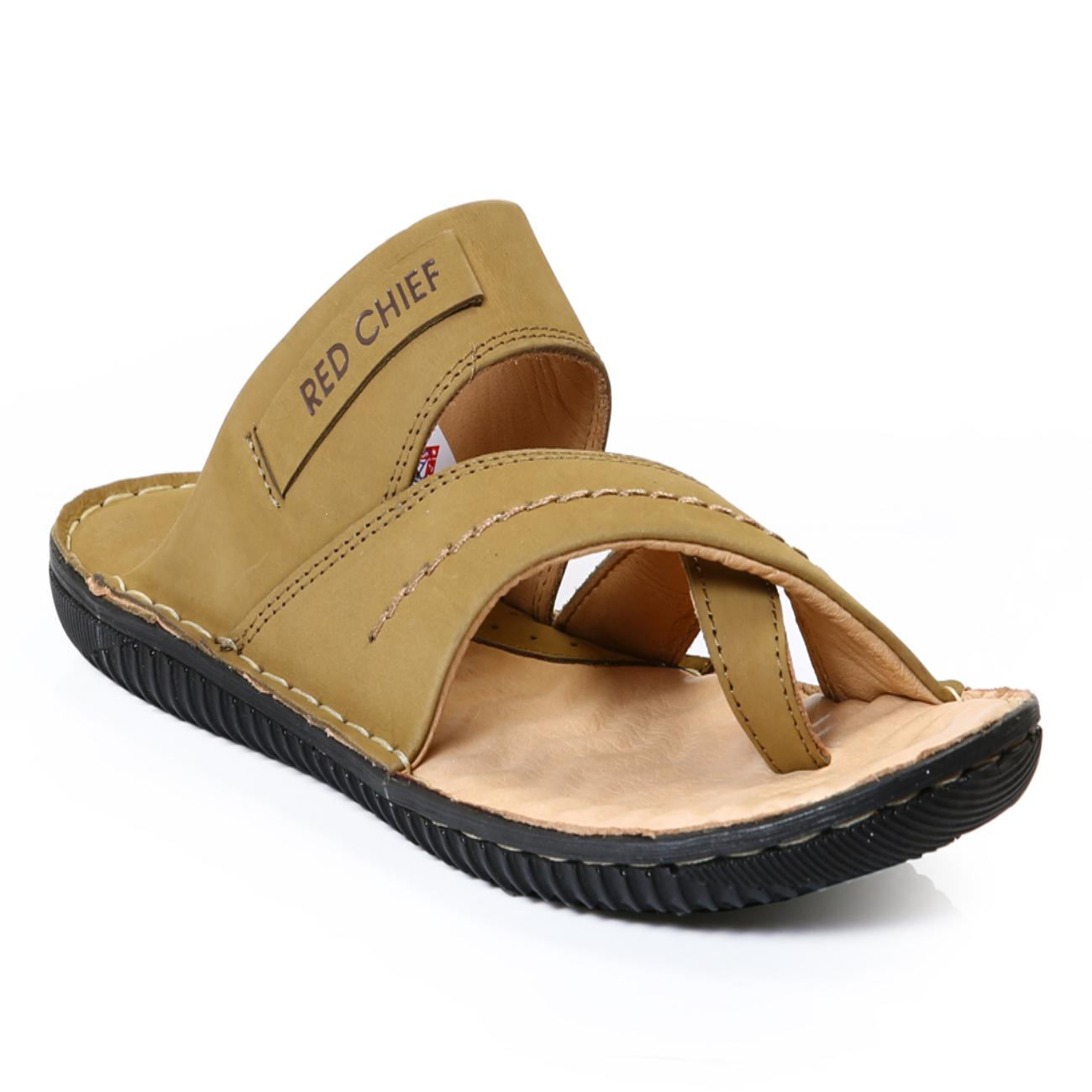 buy camel slip-on sandals