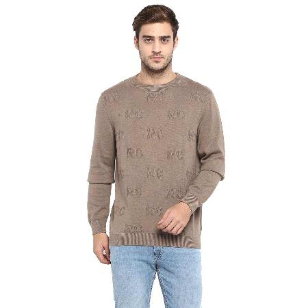 Buy Brown Sweater for Men Online