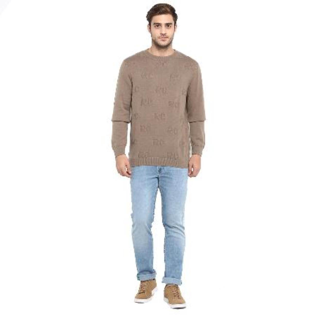 Buy Brown Sweater for Men from Red Chief