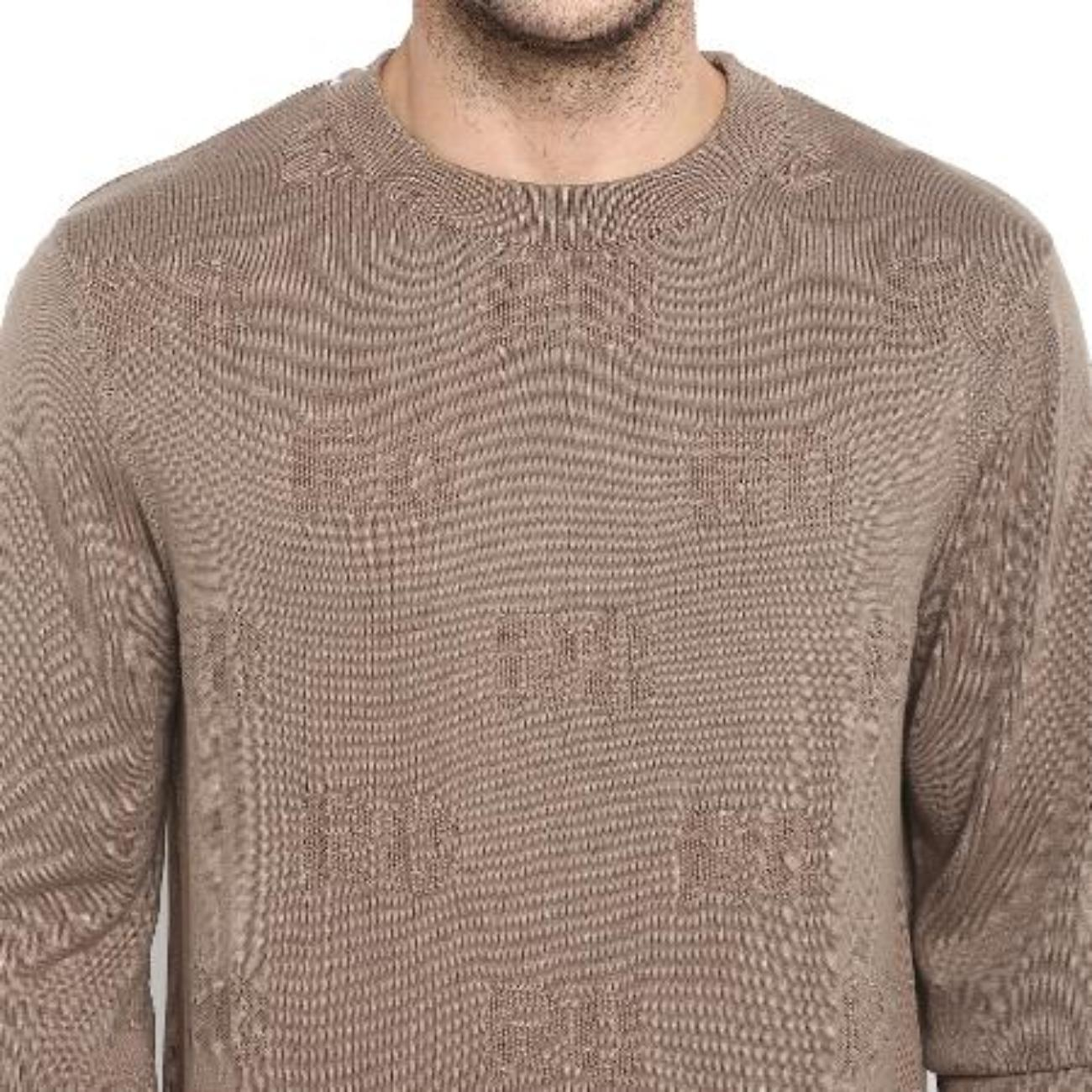 Brown Sweater from Red Chief