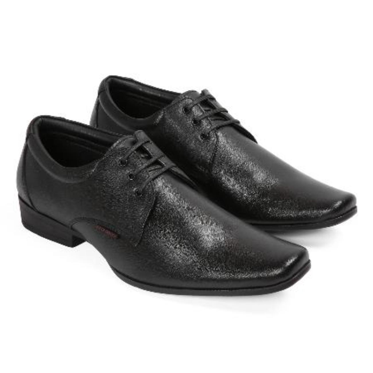 black formal shoes for work