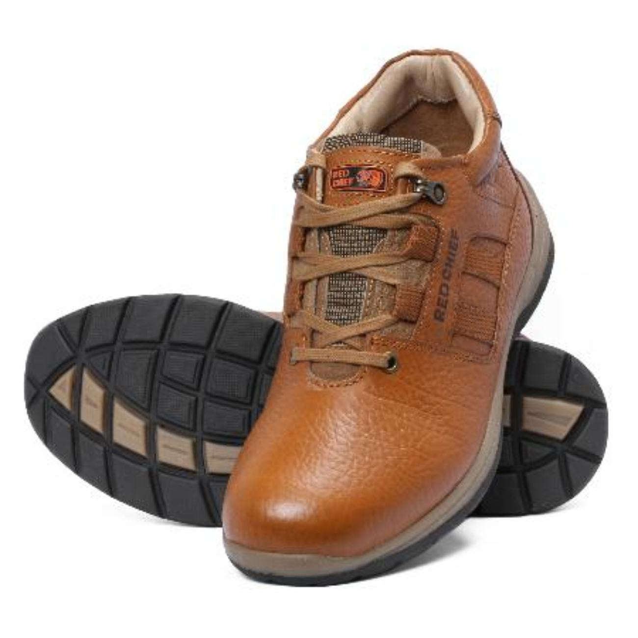 low ankle elephant tan original casual leather shoes