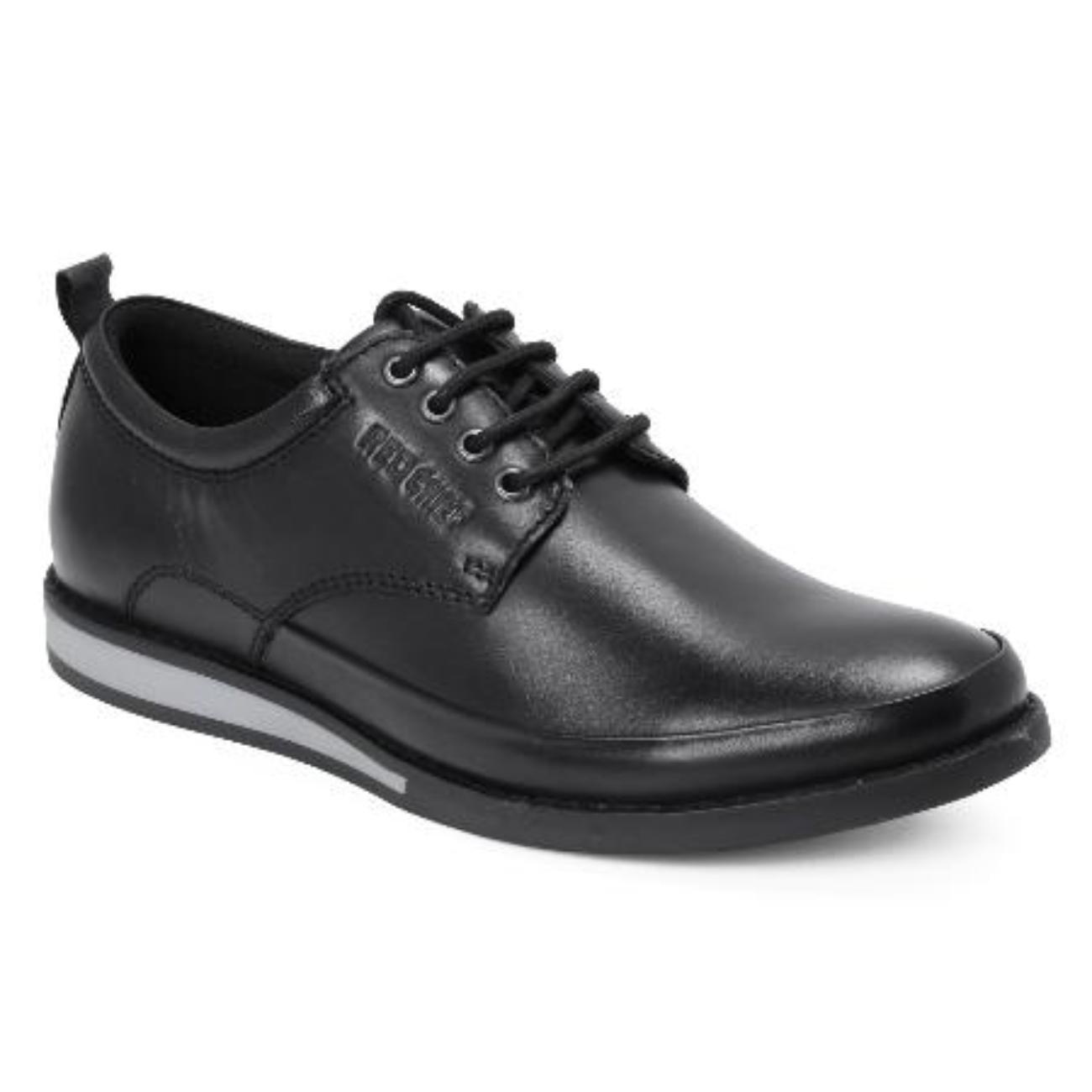 black formal shoes for men online