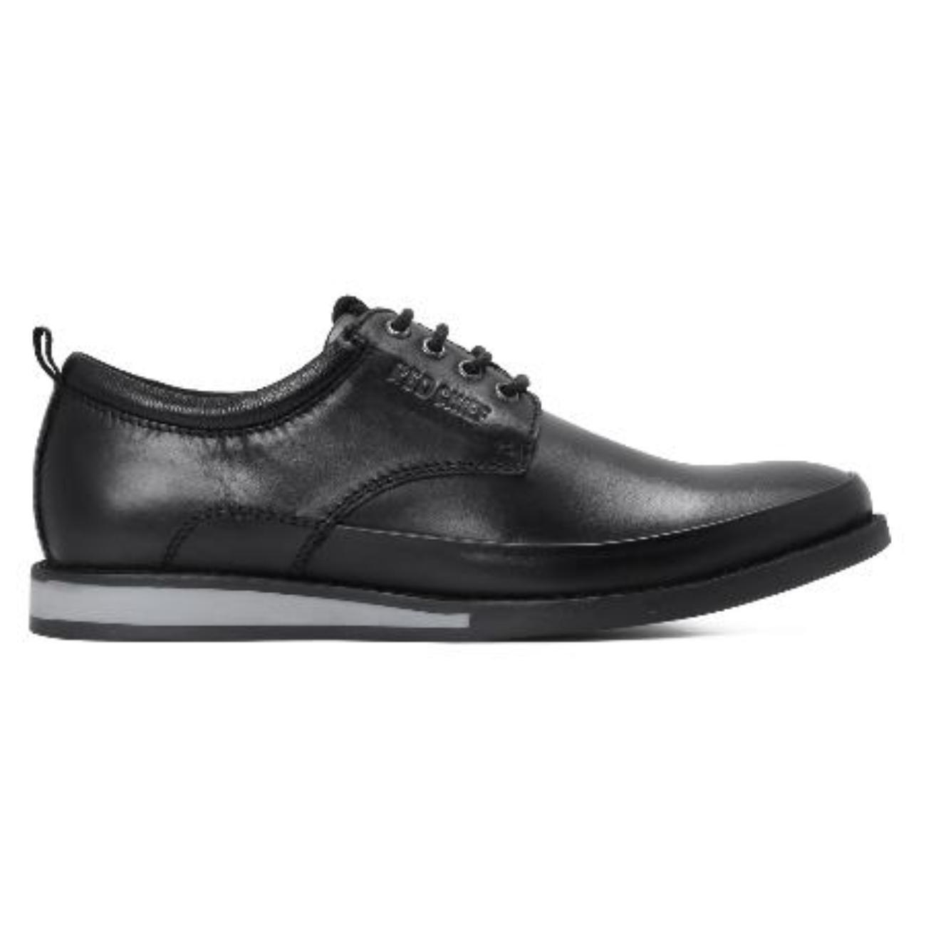 buy black formal shoes for men side view_1