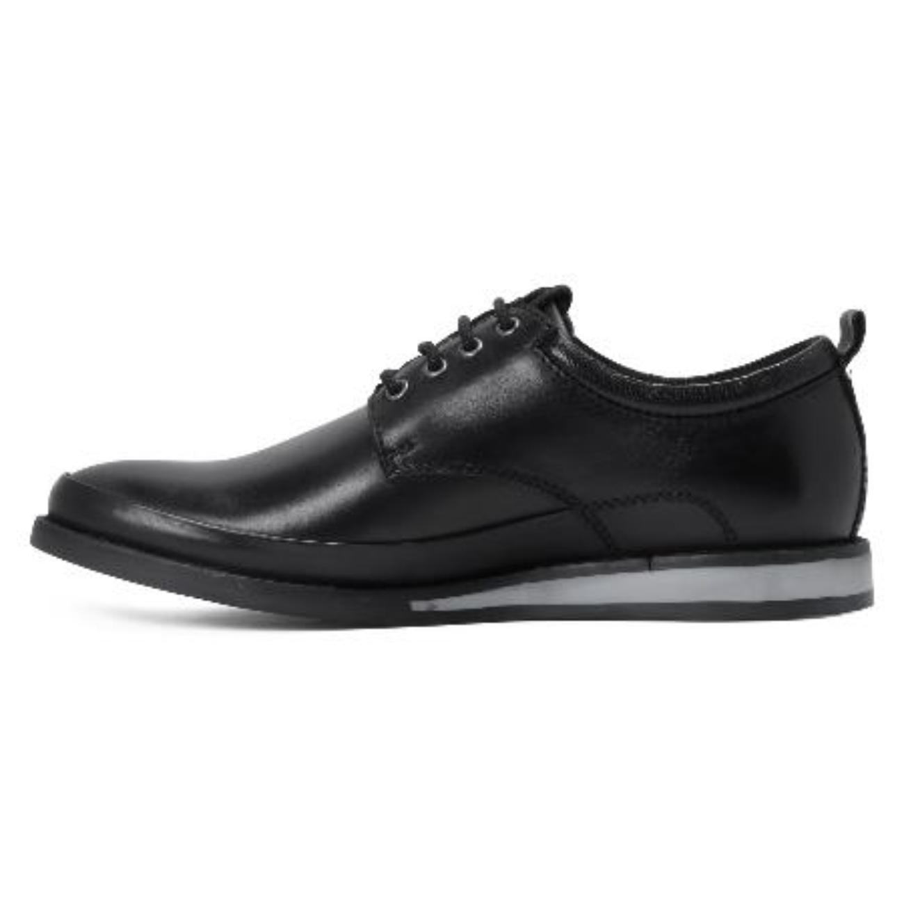 black formal shoes for men side view_2